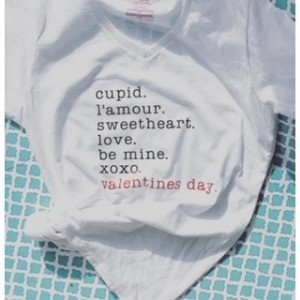 Valentines Day/ Love Shirts