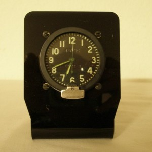 Aircraft clock stand -russian tank-ARCHED or SQUARED