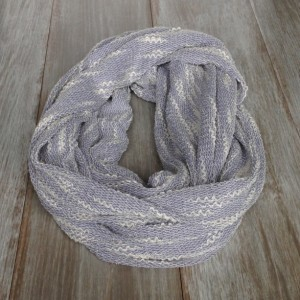Sitting on a Cloud - Sweater Infinity Scarf