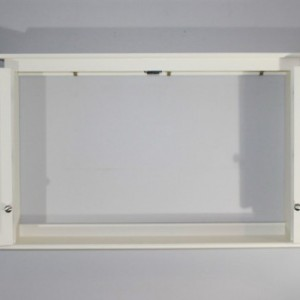 """50"""" LCD TV Wall mounted painted TV Cabinet"""