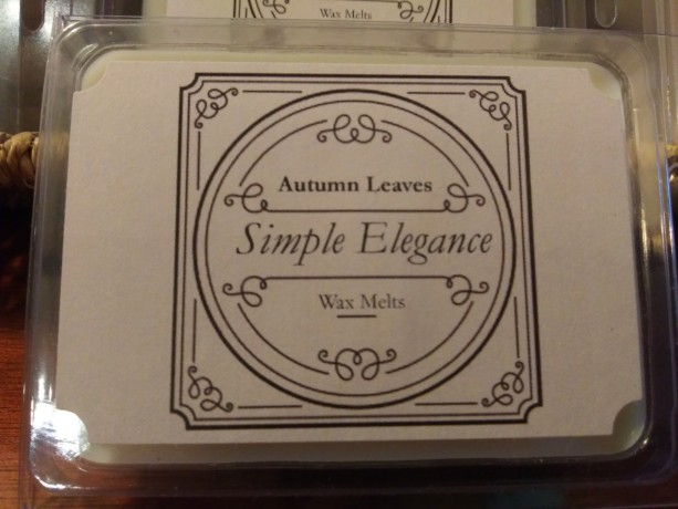 Simple Elegance Scented Soy Wax Melts 3 Pack
