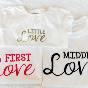 T-Shirts...Custom Family T-Shirts everyone will enjoy...kids,adults, toddlers and infant