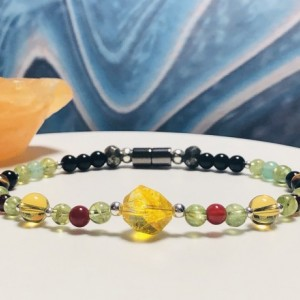 Business Success Bracelet |  Protection  |  Wealth  |  Money  |  Luck  | Good Fortune  |  Opportunity