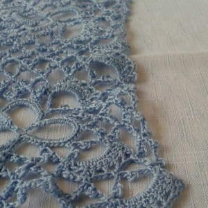 CloverFields Heirloom Sampler in Blue Ice