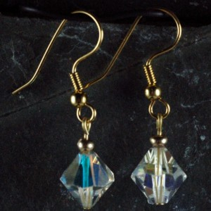 Swarovski Crystal Dangle