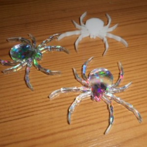 spider charms, spider cabochon, laser cut charms, black spiders, black widow