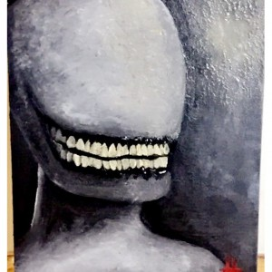 """""""Tooth Fairy"""" Oil Painting (SOLD)"""