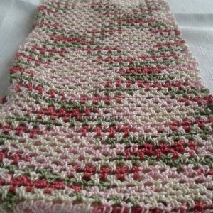 Lacey Peppermint Patty Infinity Scarf