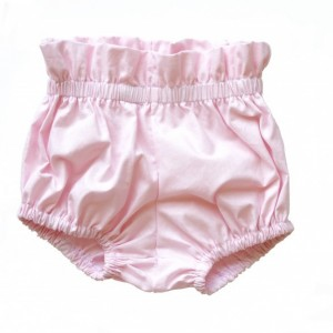 High Waist Bloomer | Light Pink