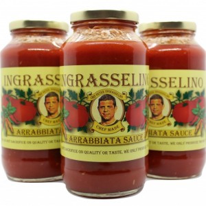 Arrabbiata Sauce by INGRASSELINO PRODUCTS 3 pack