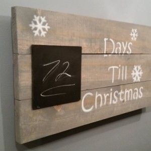 Days Till Christmas / Countdown To Christmas