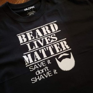 Beard Lives Matter Tshirt