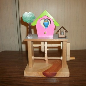 BIRD HOUSE SUPRISE