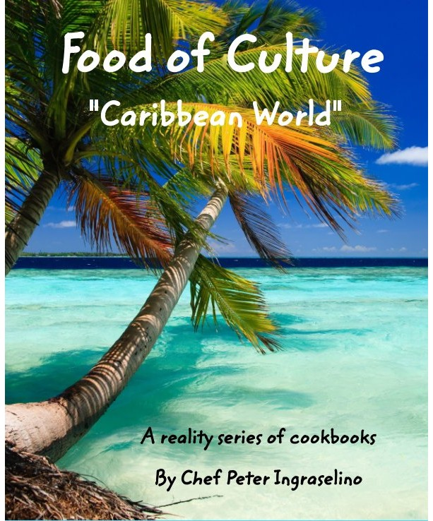 """Food of Culture"" cookbook ""Caribbean World"""