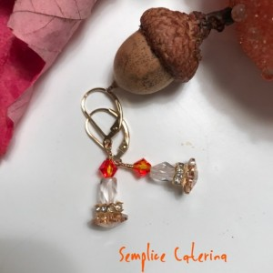 Candlelight Earrings