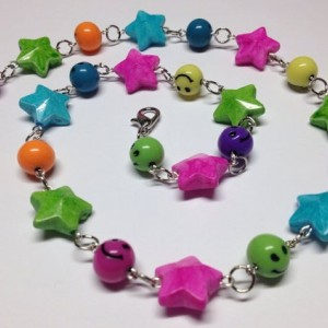 Smiles and Stars Necklace