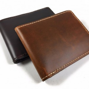 Mens Bifold Wallet, Italian Leather, Leather, Leather Bifold Wallet, Mens Wallet, Made in USA, Leather Wallet, Bifold Leather Wallet