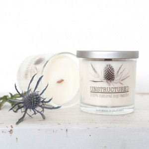 10 oz Natural Soy Candle with Metal Lid
