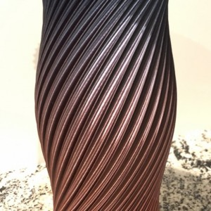 Beautiful Spiral 3D Printed Vase