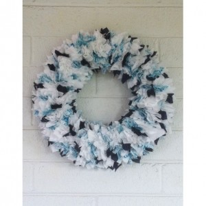 Americana Front Door Wreath, Door Wreath, Front Door Wreath, Fireplace Wreath