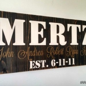 Family Name Signs | Last Name Sign | Ranch Decor | Ranch Sign | Rustic Wooden Signs | Personalized Signs for Home | Custom Wood Name Sign