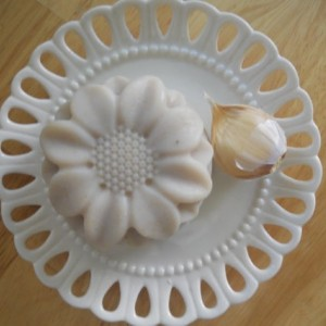 Eden's Secret Garlic Soap for Feminine Itching and Yeast Infection/ Anti-Fungal Soap