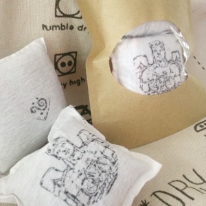 Simple Two Pack Living Lovely Basic Lavender Sachets for the Laundry