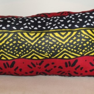 Modern Mud print inspired pillows (set of two)