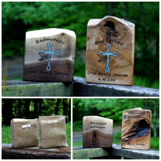 Baptism Gift For Godparents Personalized Gift Godfather