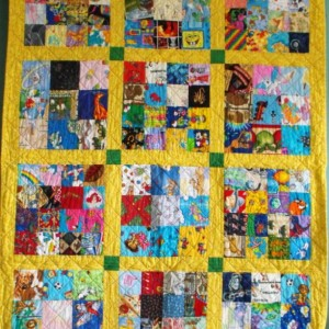 Picture Collage Quilt