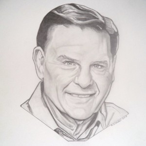Original Kenneth Copeland drawing