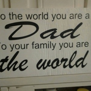 Sign - Fathers Day gift -Daddy Sign - Father Sign - Men Signs - Family Signs - Signs - Wood Signs - Funny Signs - Daddy's Girl - Daddy