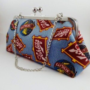 Retro Schlitz Clutch