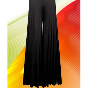 "Palazzo Pants 25"" Wide Leg  Made To Measurement Matte Jersey Many Colors and Prints"