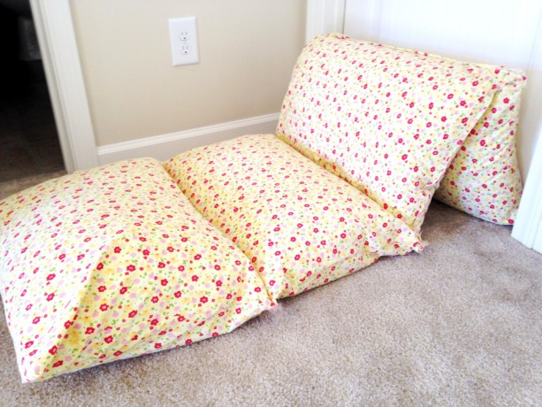 Kids Adult Pillow Bed Aftcra