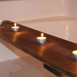 Custom Bath Tub Tray