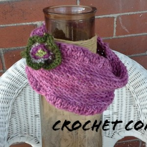 Crochet Cowl Womens Cowl Girls Cowl Womens Scarves Girls Scarves Mauve Scarf Pink Scarf Neckwarmers Infinity Scarf Spring Accessories