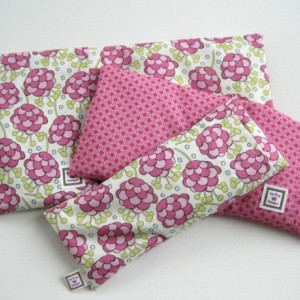 Heating Pad Set, Microwavable, Hot cold packs, Heating Pad, Aromatherapy heating pads, Gift set, Buckwheat seed and Rice