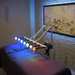 Quantum Resonance Crystal Bed