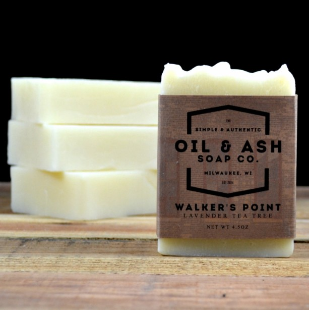 How to Make Ash Soap