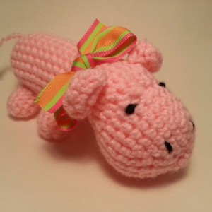 Sweet Baby Hippos - Crochet by Team Russcher