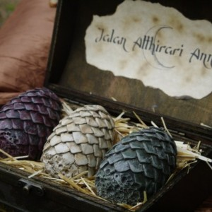 Game Of Thrones, dragon eggs, fantasy, Dragon Chest, Khalessi, Mother of Dragons, gift, GOT, dragons, Hobbit, Pern