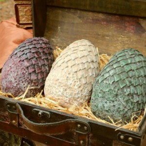 LIFE SIZE, Dragon Eggs, Game Of Thrones, fantasy, Dragon Chest, Khalessi, Mother of Dragons, gift, GOT, dragons, Hobbit, Pern