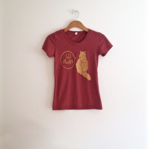 maroon burgundy gold cat shirt, iridescent gold yellow, funny cat tshirt, cat tee, gift for cat lover, crazy cat lady, teen girl apparel