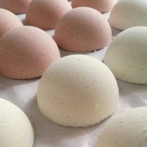 Aromatherapy Bath Bombs Made with Essential Oils - Choose Your Scent