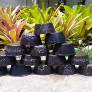 High Powered Tactical Orgonite - Set of 5