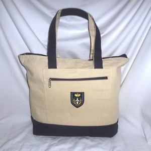 SUMMER SALE Nautical Boat Tote ~ Beach Bag Extra Large w/ Nautical Accents (Both Sides)