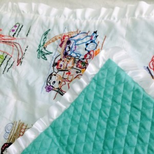 Made to Order Handmade Baby or Children's Blanket!