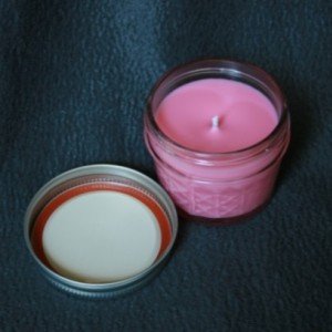 4 oz Jelly Jar Candle