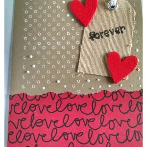 2-Anniversary/Valentine/Any occasion cards